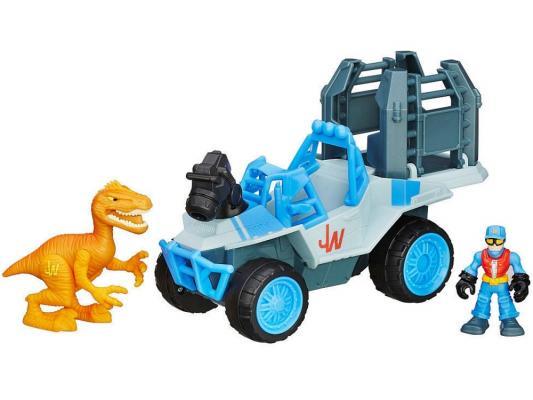 Набор фигурок Hasbro PLAYSKOOL HEROES 21 см B0535 hasbro веселый гараж b1649 playskool