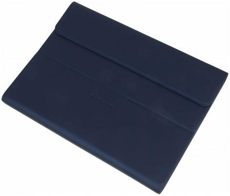 Чехол-книжка Lenovo Tab2 A10-70 Folio Case синий ZG38C00133