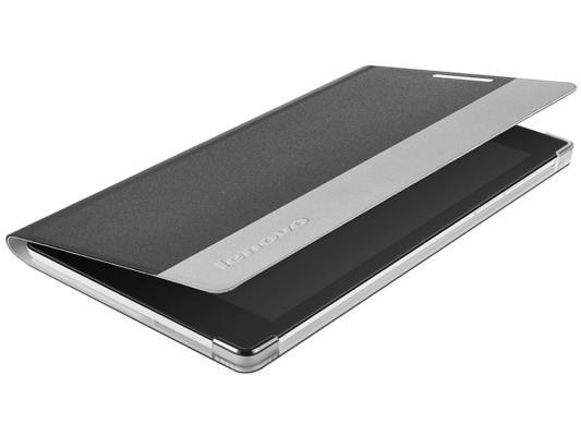 Чехол-книжка Lenovo Tab2 A7-30 серый ZG38C00021
