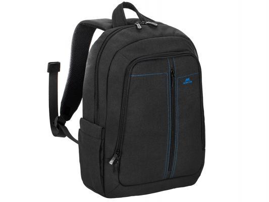 """Рюкзак для ноутбука 15.6"""" Riva 7560 полиэстер черный"""