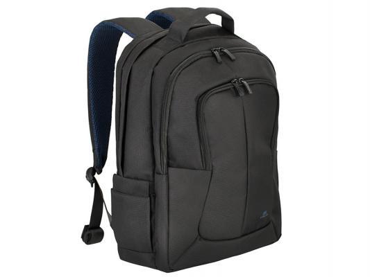 рюкзак 17 3 riva 7860 черный Рюкзак для ноутбука 17 Riva 8460 синтетика черный