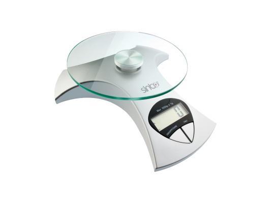 Весы кухонные Sinbo SKS 4512 белый