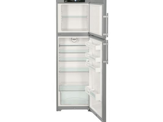Холодильник Liebherr CTPesf 3316 серебристый двухкамерный холодильник liebherr ctpesf 3016 22