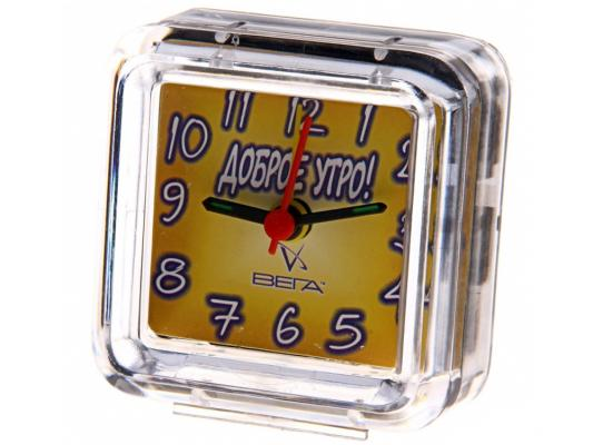 Будильник Вега Б 1-009