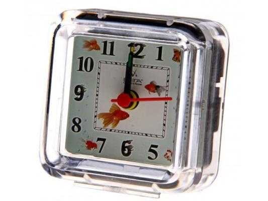 Будильник Вега Б 1-024 бесцветный рисунок будильник вега б 1 025