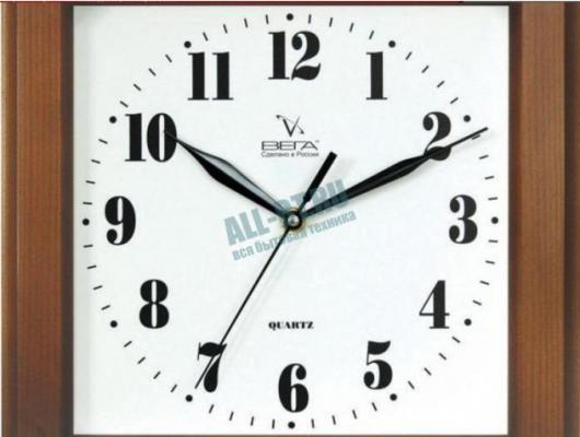 Часы Вега Д 4 Д 26 кронштейн kromax vega 50 белый
