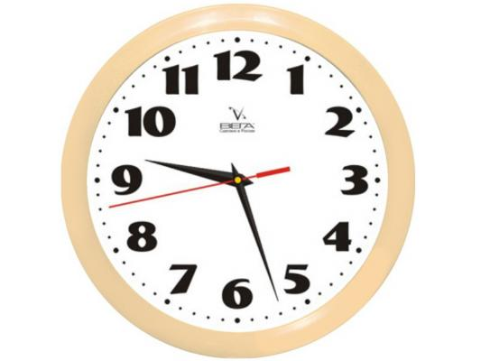 Часы Вега П 1-14/7-45 кронштейн kromax vega 50 белый