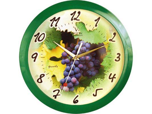Часы Вега П 1-3/7-61 кронштейн kromax vega 50 белый