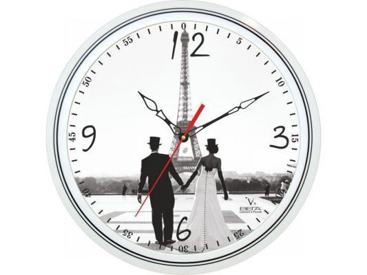 Часы Вега П 1-763/7-130 кронштейн kromax vega 50 белый