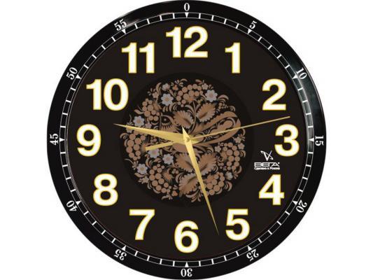 Часы Вега П 1-6715/6-85 кронштейн kromax vega 50 белый