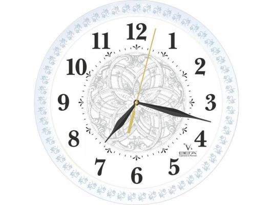 Часы Вега П 1-7512/7-103 кронштейн kromax vega 50 белый