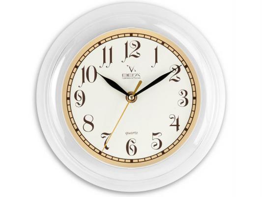 Часы настенные Вега П 6-7-84 часы настенные вега п 4 14 7 86 новогодние подарки