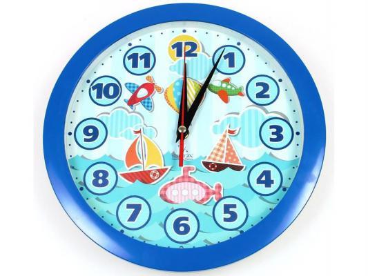 Часы ВЕГА П 1-10/7-204 Кораблики