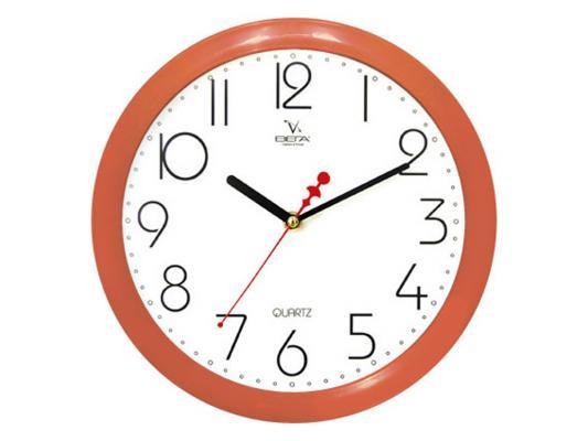 Часы настенные Вега П 1-11/7-4 часы настенные вега п 4 14 7 86 новогодние подарки