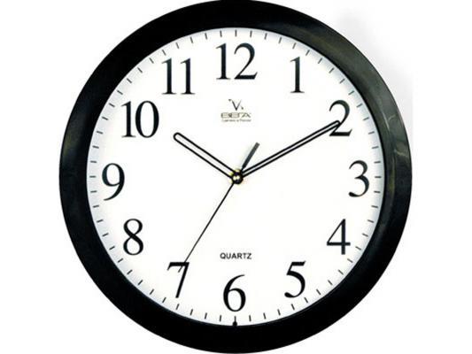 Часы настенные Вега П 1-6/6-7 часы настенные вега п 1 6 6 7