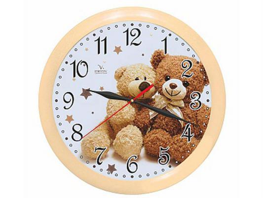 "Часы ВЕГА П 1-14/7-216 ""Два медвеженка"""