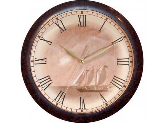 """Часы ВЕГА П 1-962/7-8 """"Парус римские"""""""