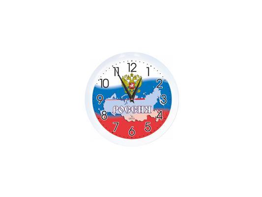 """Часы Вега """"Россия/Флаг/Герб"""" П 1-7/7-224"""
