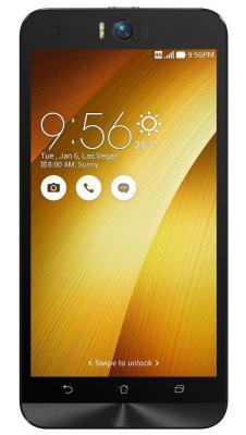 "Смартфон ASUS Zenfone 2 Selfie ZD551KL золотистый 5.5"" 16 Гб LTE Wi-Fi GPS 90AZ00U9-M01280"
