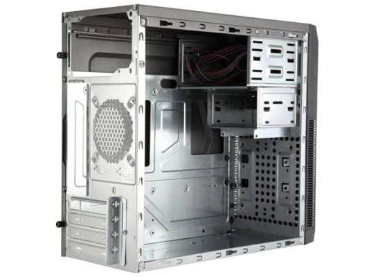 Корпус microATX Formula FC-602 450 Вт чёрный