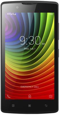 "Смартфон Lenovo A2010-A черный 4.5"" 8 Гб LTE GPS Wi-Fi PA1J0009RU"