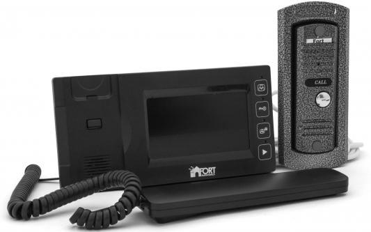 Видеодомофон FORT Automatics С0408HF камера ip fort f103