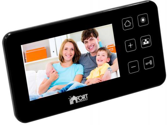 Видеодомофон FORT Automatics C0412HF