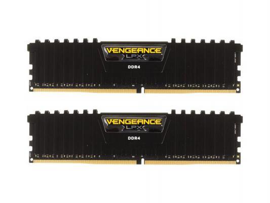 цены Оперативная память 8Gb (2х4Gb) PC4-25600 3200MHz DDR4 DIMM Corsair CMK8GX4M2B3200C16