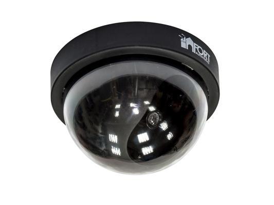 Муляж камеры видеонаблюдения FORT Automatics DC-020 купольное исполнение RET