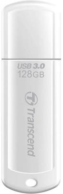 Флешка USB 128Gb Transcend Jetflash 730 TS128GJF730 белый флешка usb 8gb transcend jetflash 730 ts8gjf730 usb 3 0 белый