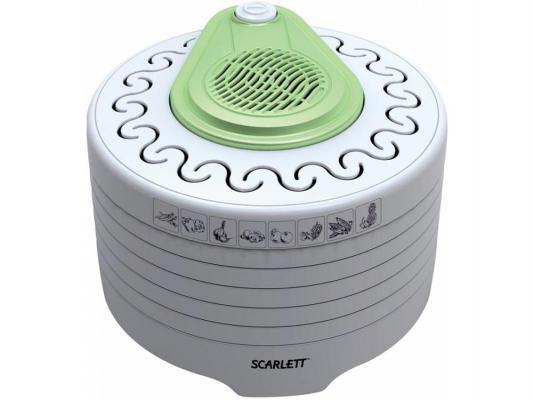 Сушилка для овощей и фруктов Scarlett SC-FD421003 белый
