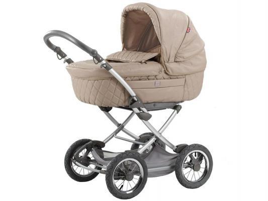 Коляска для новорожденных Happy Baby Charlotte (beige)