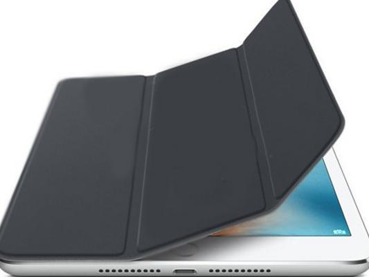 Чехол Apple MKLV2ZM/A для iPad mini 4 серый