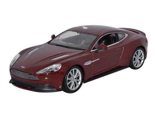 Автомобиль Welly Aston Martin Vanquish 1:24 бордовый 24046 kit thule ford focus 2 5 dr hatchback 06 10 without fixpoint