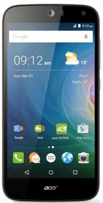 "Смартфон Acer Liquid Z630 серебристый 5.5"" 16 Гб LTE GPS Wi-Fi HM.HQGEU.002"