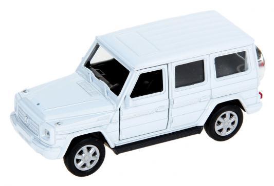 Автомобиль Welly Mercedes-Benz GLK 1:32 серебристый 39889 в ассортименте
