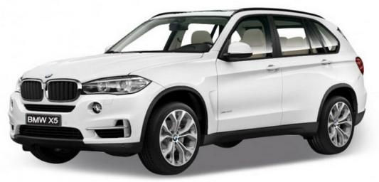 Автомобиль Welly BMW X5 1:32 белый 39890