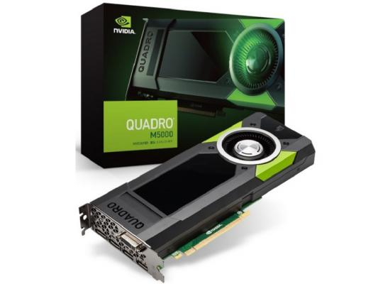 Видеокарта 8192Mb PNY Quadro M5000 PCI-E GDDR5 DVI 4хDP VCQM5000-PB Retail