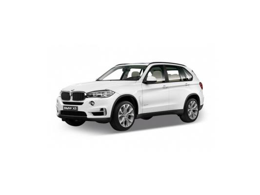 Автомобиль Welly BMW X5 1:34-39 белый 43691