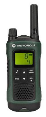 Радиостанция Motorola TLKR-T81 Hunter зеленый