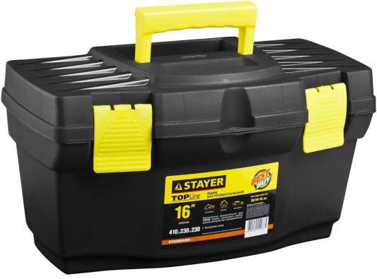 "Ящик для инструмента Stayer Standard 16"" пластиковый 38110-16_z02"