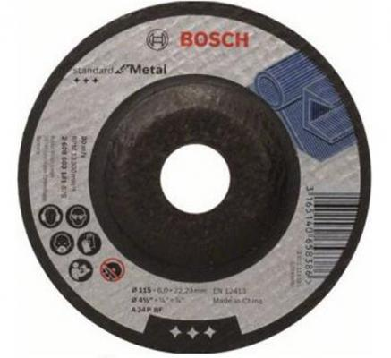 Обдирочный круг Bosch 125х6мм 2608603182