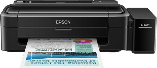 Принтер Фабрика печати Epson L312 цветное А4 33/15ppm 5760x1440dpi USB C11CE57403
