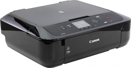 МФУ Canon PIXMA MG5740 цветное A4 12.6/9ppm 4800x1200 Duplex Wi-Fi USB черный 0557C007