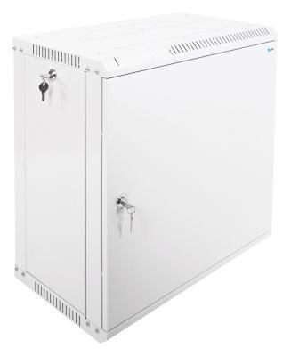 Шкаф настенный разборный 12U ЦМО ШРН-Э-12.650.1 600х650mm дверь металл цена и фото