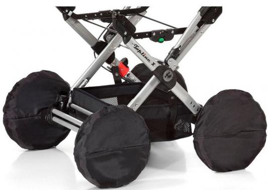 Чехлы на колеса коляски Hartan Skater GT/Topline X/Buggy iX1