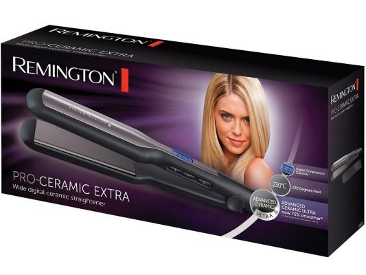 Щипцы Remington S5525 чёрный щипцы remington ci2725 вт чёрный