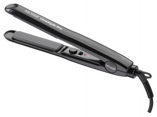 Выпрямитель волос Moser 4417-0050 чёрный стайлер moser 4417 0050 cerastyle pro black