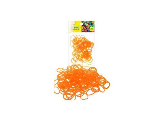 Набор для плетения TUKZAR TZ 12906 от 8 лет 200 шт оранжевый цена