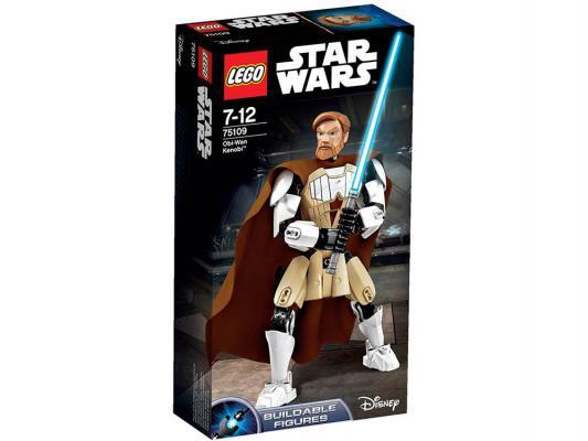 Конструктор Lego Звездные войны Оби-Ван Кеноби 83 элемента 75109